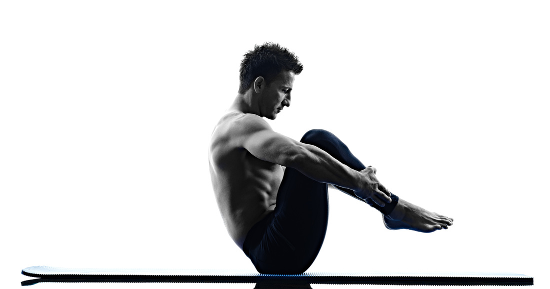 Pilates at Blackheath Sports Clinic will improve the strength of your deep abdominal muscles, strengthen your spine and improve your core stability