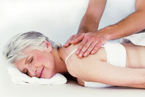 Relaxing massage and sports massage (deep tissue, myofascial release, trigger point therapy) at Blackheath Sports Clinic